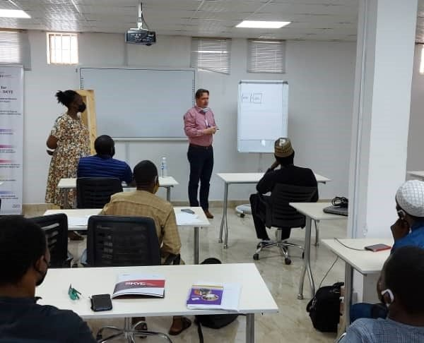 Creating career paths for Nigerian youth