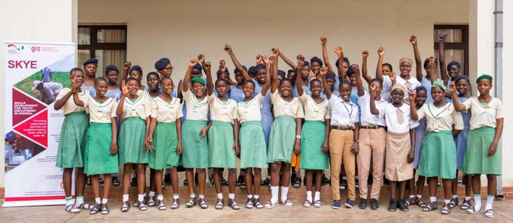 SKYE's Advocacy: Involving Girls and Women in TVET