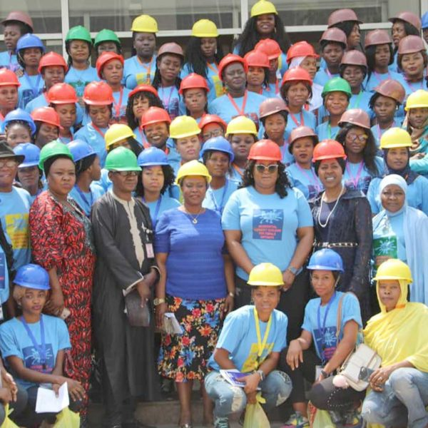 Empowering Female Artisans for the Nigerian Construction Industry